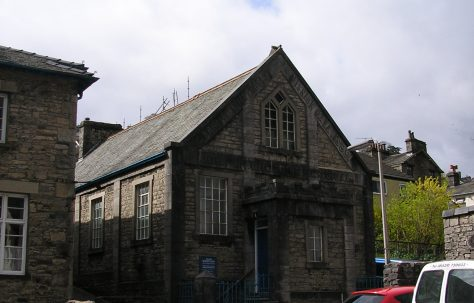 Kendal, Spital View, Primitive Methodist Mission Hall (Job Pennington Memorial), Westmorland