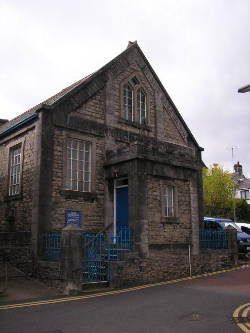 Kendal, Spital View, Primitive Methodist Mission Hall (Job Pennington Memorial) | G W Oxley