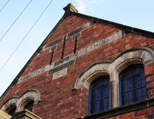 Prince Memorial Primitive Methodist Church 1912