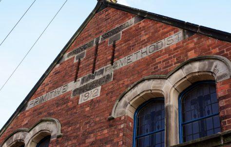 Hatton; Prince Memorial Primitive Methodist Church