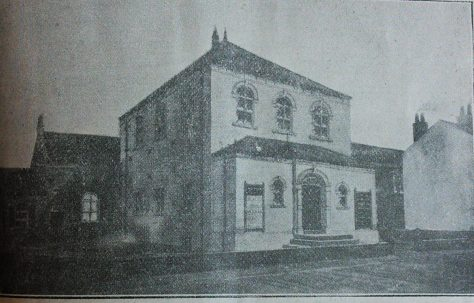 Leeds Prince's Field Primitive Methodist chapel