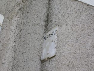 Prospect PM Chapel, date plaque (ii), 26.08.2015 | GW Oxley