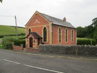 New Invention Primitive Methodist chapel, Shropshire
