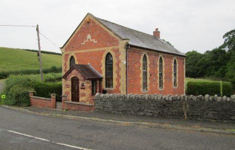 New Invention Primitive Methodist chapel, Shropshire
