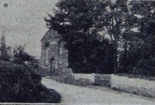 former 1868 Purton Stoke Primitive Methodist chapel | Christian Messenger 1922
