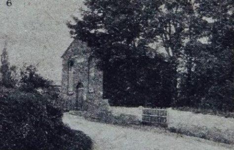 Purton Stoke Primitive Methodist chapel