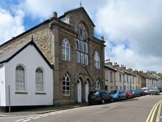 Mount Street PM Church, Penzance | Roger Larkinson
