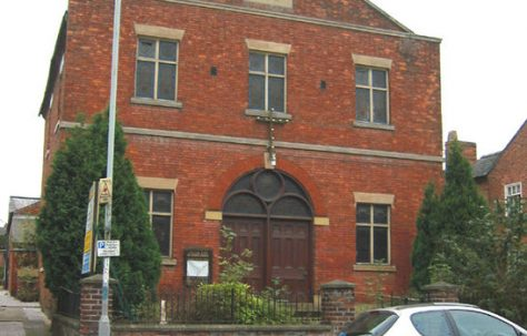 Nantwich Welsh Row Primitive Methodist Chapel