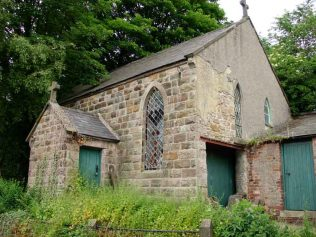 Crich Carr Chapel on Hindersitch Lane