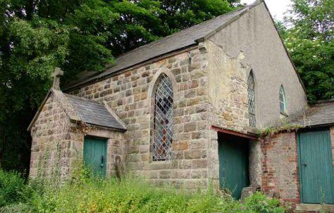 Crich Carr Primitive Methodist Chapel on Hindersitch Lane
