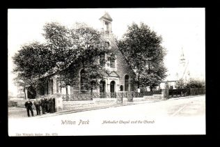 Witton Park Primitive Methodist Chapel | Picture supplied by Dale Daniel