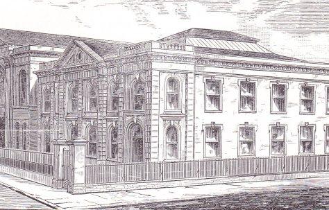 Norwich, Lakenham Old Chapel and Queen's Road Primitive Methodist Chapel
