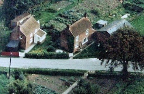 Aerial photograph from 1960's | Provided by Ray & Marie -see comment below dated 22 June 2017