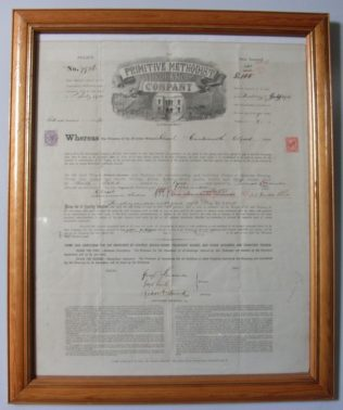 Insurance Certificate - see comments below | Ray & Marie Ella
