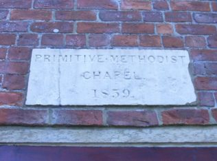 Cumberworth Primitive Methodist chapel
