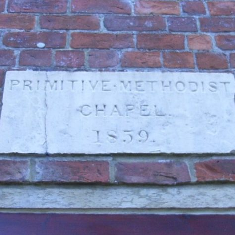 Cumberworth Primitive Methodist chapel