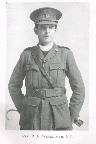 Robert Featherstone Wearmouth (1882-1963)