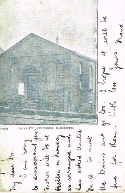 postmark 1903 | postcard belonging to Steven Wild
