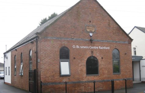 Rainford (Ormskirk Road) Primitive Methodist Chapel