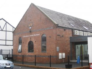 Rainford (Ormskirk Road) Primitive Methodist Chapel