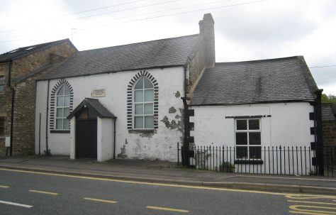 Ramshaw Primitive Methodist Chapel