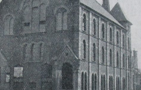 Reading Friar Street Primitive Methodist chapel