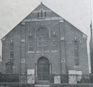 Reading Oxford Road Primitive Methodist chapel | Handbook of the Primitive Methodist Conference 1915; Englesea Brook Museum