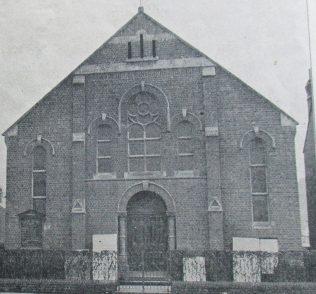 Reading Oxford Road Primitive Methodist chapel   Handbook of the Primitive Methodist Conference 1915; Englesea Brook Museum