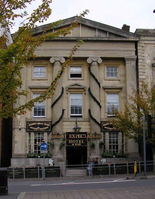 Reading, London Street PM Chapel, 15.10.2015 | GW Oxley