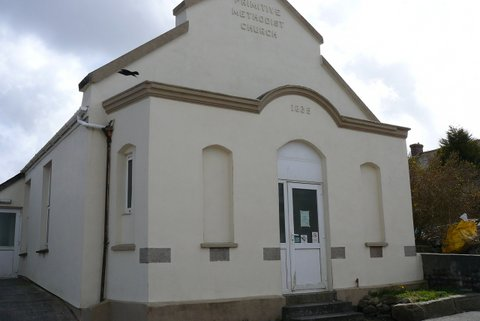 Redruth Highway PM Chapel, Mount Pleasant | Janet Bastion