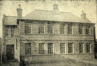 Regent Street Sunday School | Swindon Centenary Synod Handbook 1925