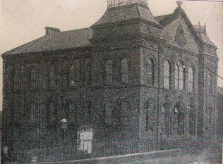 Rehoboth Bowling Old Lane Primitive Methodist chapel | Primitive Methodist Conference Handbook 1911
