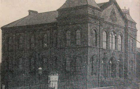 Bradford Rehoboth Primitive Methodist chapel