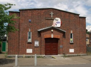 Romford Primitive Methodist Chapel
