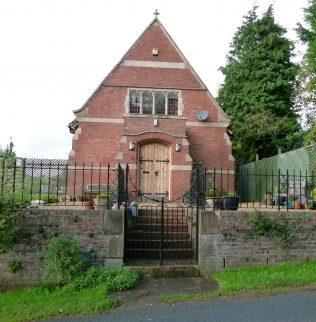 Richards Castle Primitive Methodist Chapel (1923) view 2013 | R Beck