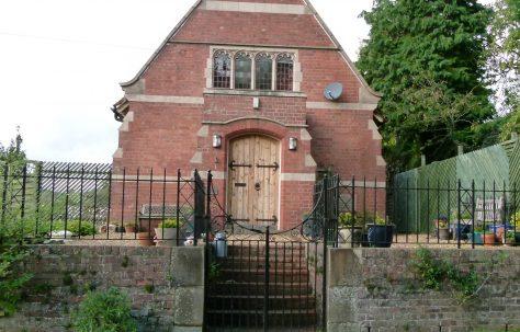 Richards Castle Primitive Methodist Chapel 1923
