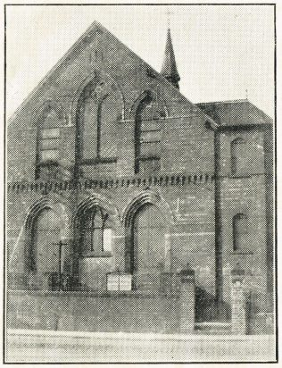 Nottingham District Synod Handbook 1930 | Englesea Brook Museum