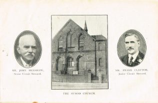Ripley, Nottingham Road, Primitive Methodist Church