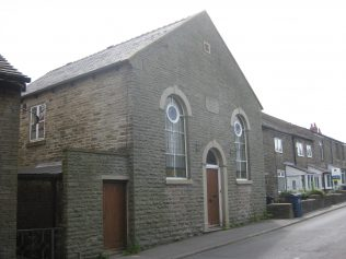 Roby Mill Primitive Methodist Chapel, Up Holland Lancashire