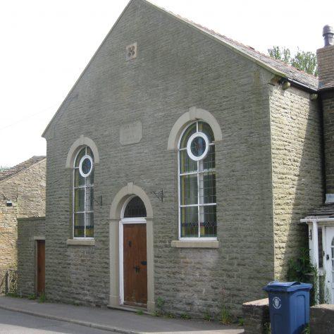 Roby Mill Primitive Methodist Chapel, Up Holland Lancashire