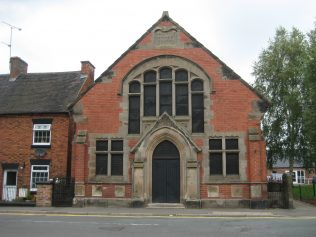 Rocester Primitive Methodist Chapel, Staffordshire