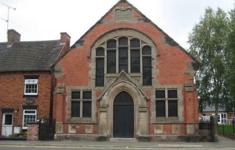 Rocester Primitive Methodist Chapel, Staffordshire