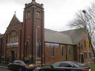 Rochdale (Jarvis Street) Primitive Methodist Chapel