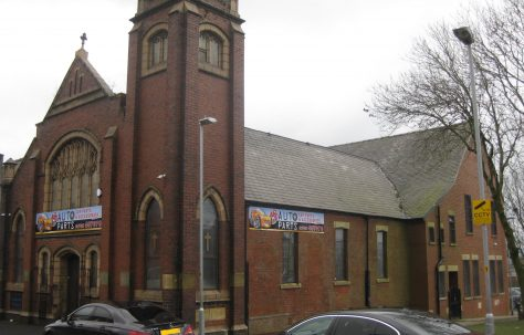 Rochdale (Jarvis Street) Primitive Methodist Chapel