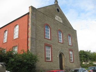 Spennymoor; Rosa Street Primitive Methodist  Chapel, Co Durham