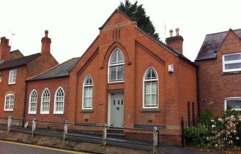 Rothley Primitive Methodist chapel