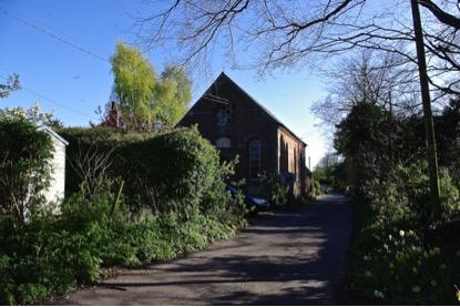 Rougham Primitive Methodist Chapel, Norfolk