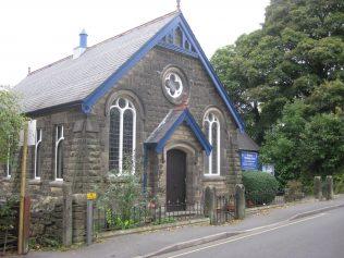 Rowsley Primitive Methodist Chapel Derbyshire
