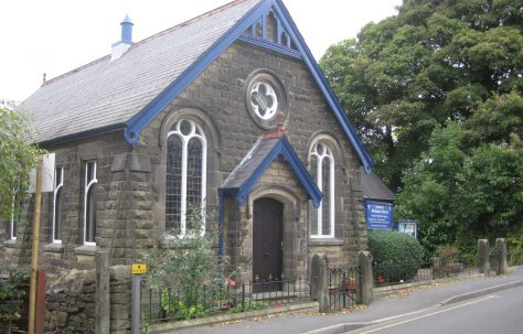 Rowsley Primitive Methodist Chapel Derbyshire