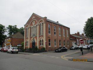 Second Ruddington Primitive Methodist chapel | Christopher Hill 2018